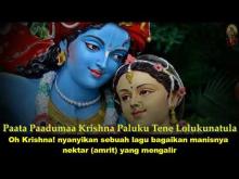 Embedded thumbnail for Lagu Terakhir dari Krishna