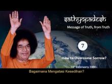 Embedded thumbnail for Sathyopadesh 7: Bagaimana Mengatasi Kesedihan ?